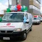 Prefeitura de Surubim apresenta novos veículos para a área da Saúde