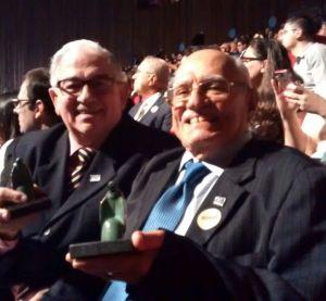 Irmão Marista Eduardo D'Amorim ganha o maior  prêmio literário do país