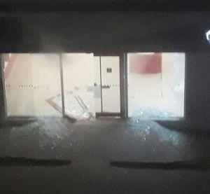 Madrugada de terror em Surubim; bandidos atacam quatro agências bancárias