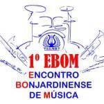 Inscrições para o 1.º Encontro Bonjardinense de Música estão abertas