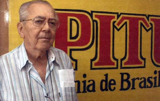 Familiares e amigos se despedem de Aluísio Férrer, diretor do Engarrafamento Pitú