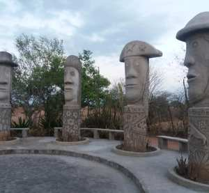 Surubim: programação cultural inaugura 1.ª etapa do Parque dos Mamulengos Gigantes