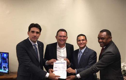 Flávio Nóbrega deixa o PSB e se filia ao Republicanos para disputar a Prefeitura de Surubim