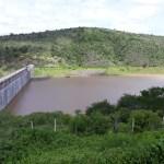 Barragem de Jucazinho se aproxima de 39% da capacidade