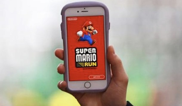 Nintendo anuncia lançamento de Super Mario Run para março