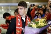 Contratação de Oscar é gigante para o futebol da China, diz técnico