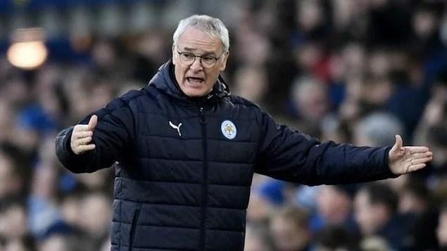 Ranieri pede que Leicester retome foco na Liga Inglesa