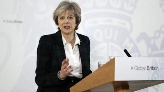 Reino Unido deixará mercado comum da UE, diz May