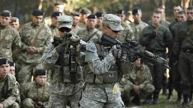 EUA pressionam Europa a aumentar gastos com defesa