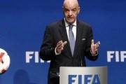 Infantino diz que irá incentivar escolha de mais de uma sede para Copa de 2026