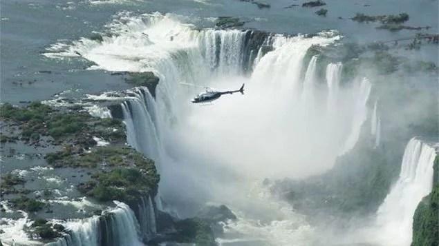 Avianca terá voo sem escala do Rio de Janeiro para Foz do Iguaçu
