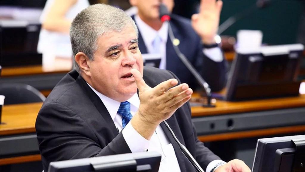 Marum, um dos deputados aliados do hoje presidiário Eduardo Cunha (PMDB-RJ), esteve no encontro com Temer