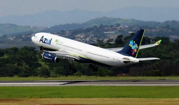 Azul iniciará novos voos de Recife para Orlando