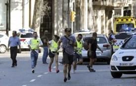 Polícia confirma atentado terrorista em Barcelona