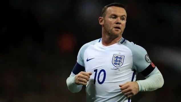 Wayne Rooney anuncia aposentadoria da seleção da Inglaterra