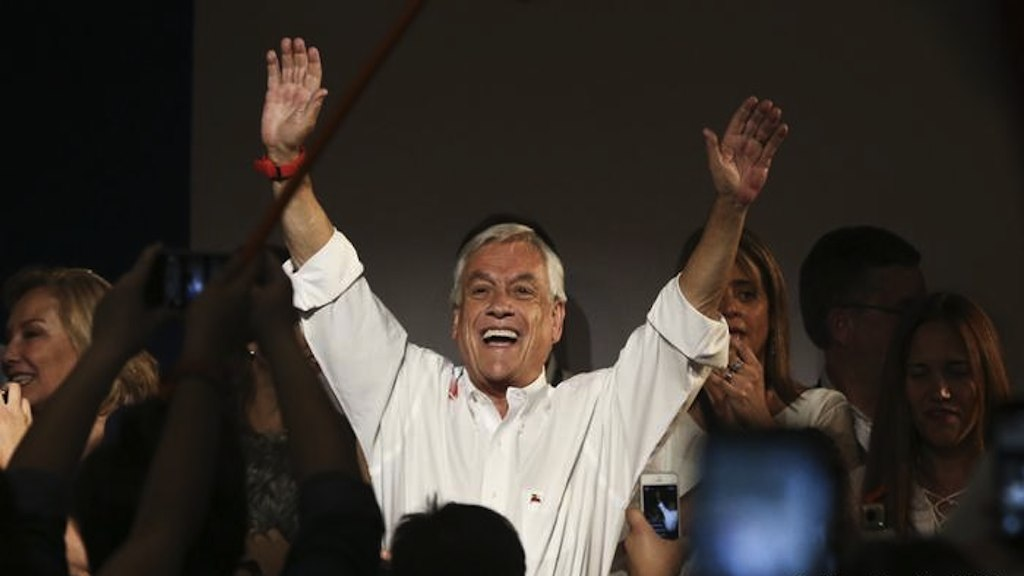 Guillier disputará 2º turno com Piñera