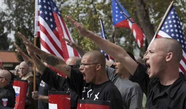 Mortes provocadas por supremacistas brancos duplicam nos EUA