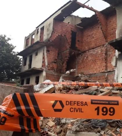 Prédio-Desabamento Sorocaba-Prédio abandonado Sorocaba