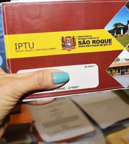 IPTU São Roque- IPTU Premiado