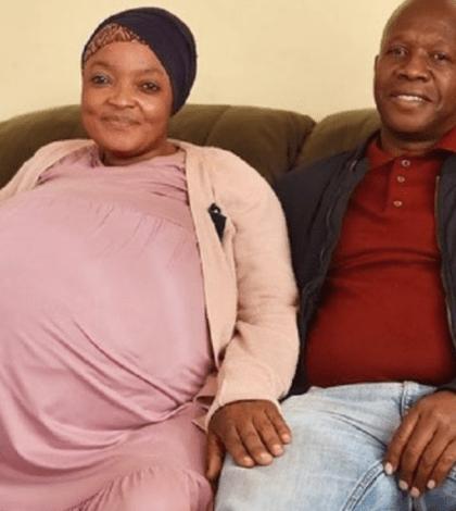 Bebês-Mulher 10 Bebês-África do Sul