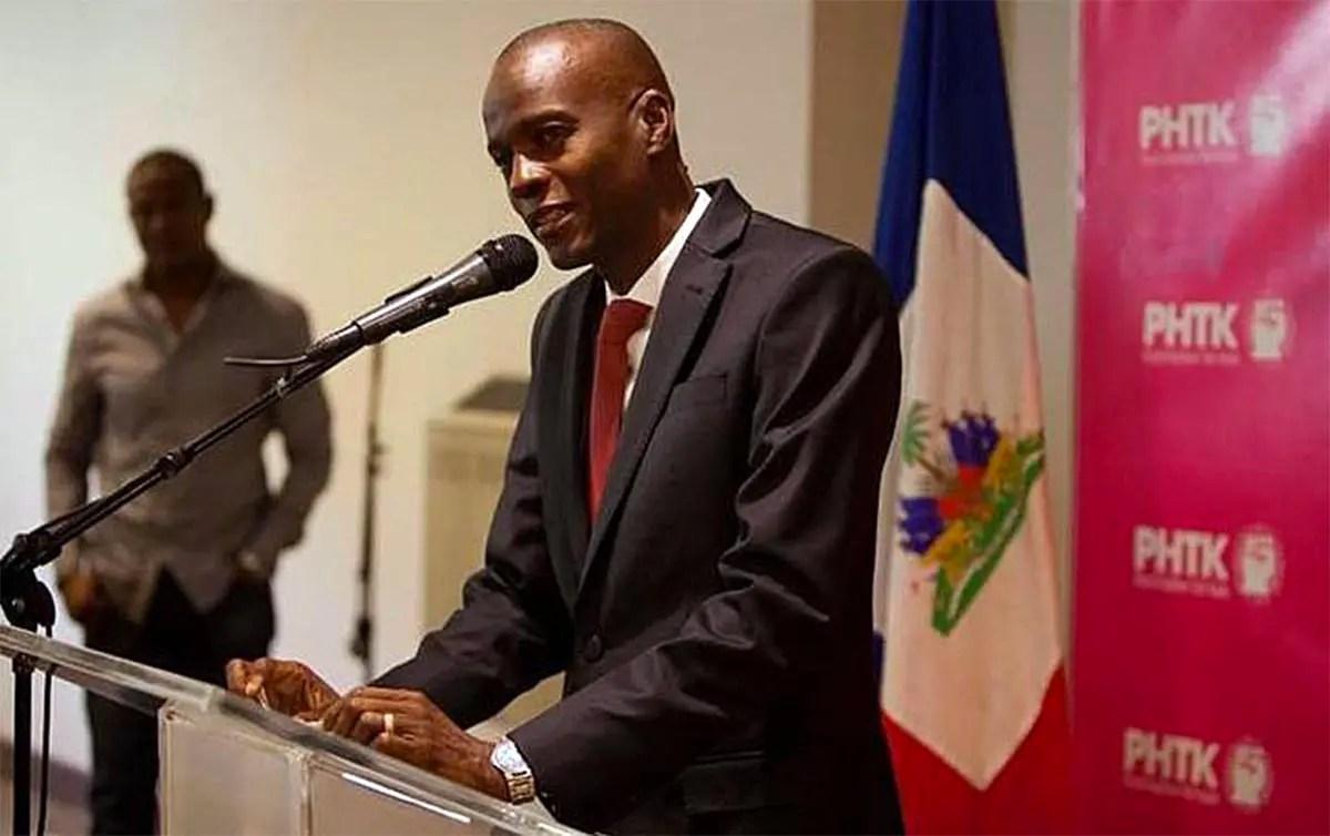 Jovenal Moise-Presidente-Haiti