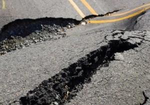 Tremor de terra-Terremoto