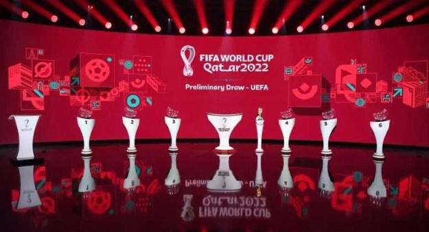 Eliminatórias para a Copa do Mundo de 2022 já devem começar na Europa