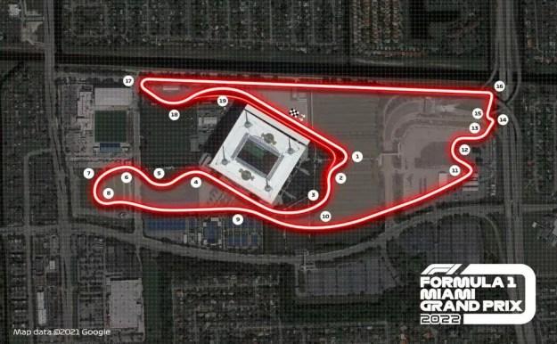 GP de Miami fará parte do calendário de F1 a partir de 2022