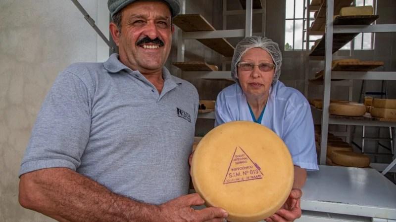 José Luiz e Inez Cardoso receberam o Selo Arte
