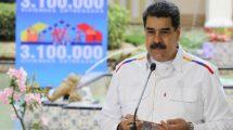 Nicolás Maduro-construcción-cuarentena