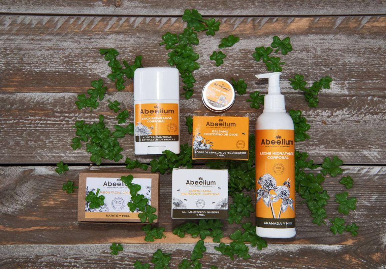prueba gratis jabón facial Abeelium