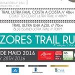 Azores Trail Run 2016 já conta com 550 atletas de 17 nacionalidades