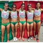 Sara Moreira campeã europeia da meia maratona