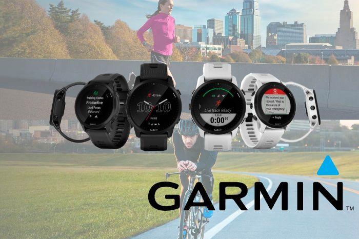 Garmin Forerunner 945 LTE, todos los detalles y primeras impresiones -  Correr una Maratón - Review de Garmin, Polar, Suunto, Fitbit...