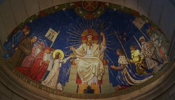 """Résultat de recherche d'images pour """"christ roi france"""""""
