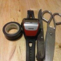 Garmin Forerunner 305. Reparación