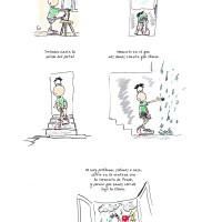 Anécdotas del Correr. Episodio V. Correr con lluvia