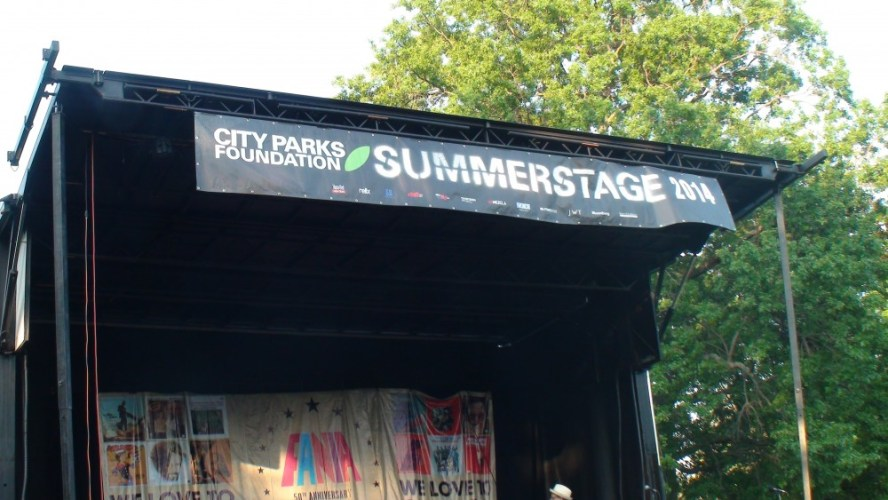 """""""Our Latin Thing"""" by SummerStage went down at Crotona Park in the Bronx June 24th 2014 – See what Happened!"""