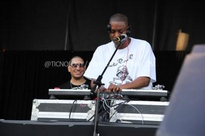 DJ Kid Capri w/ DJ Boogie Blind