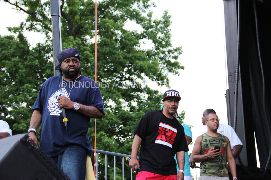 Lord Finesse, A.G.