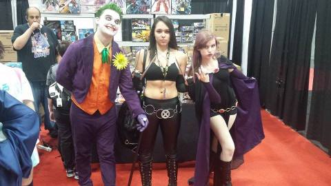 New York ComicCon 2014 - 16