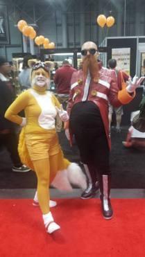 New York ComicCon 2014 - 7