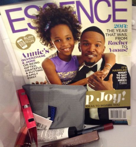 Essence Magazine and Macy's Holiday Kick Off