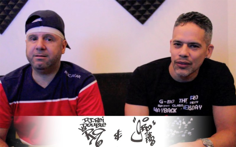 Interview: DJ Rei / Double R & GBo The Pro (Part 1)