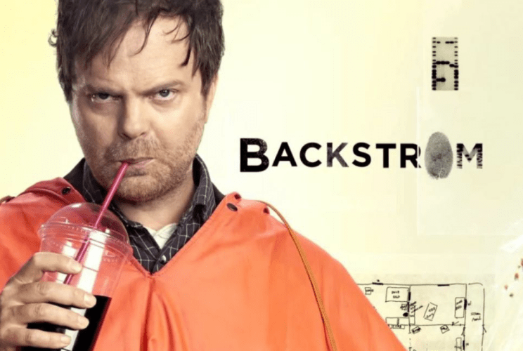 Backstrom Episode #1 – Dragon Slayer on FOX Tonight 9/8c