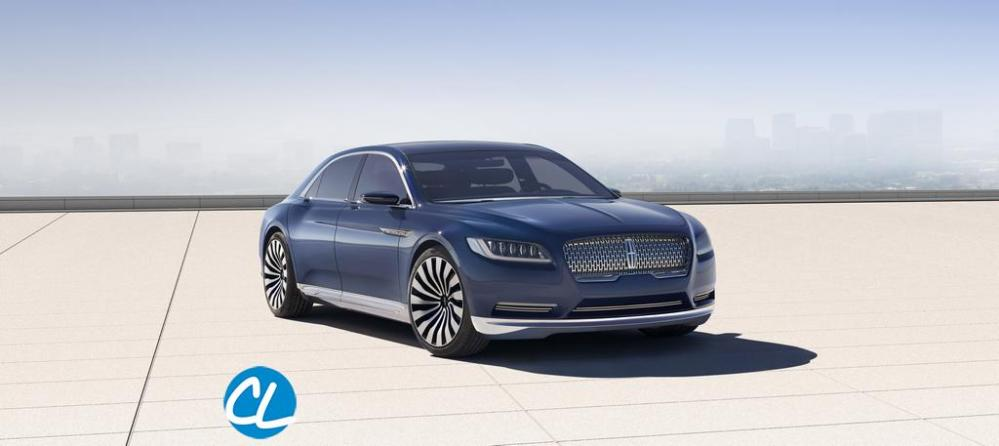 Lincoln Continental: The Concept behind Quiet Luxury