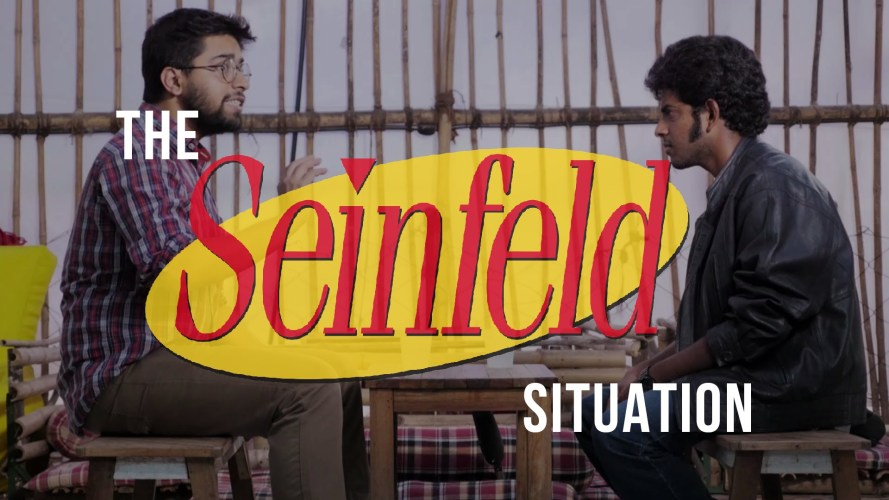 Comedy Central – The Seinfeld Situation