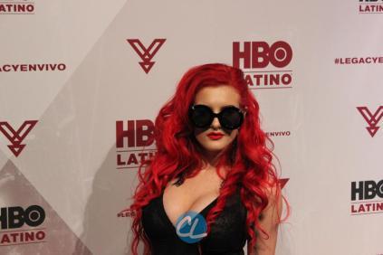 Singer Justine Valentine