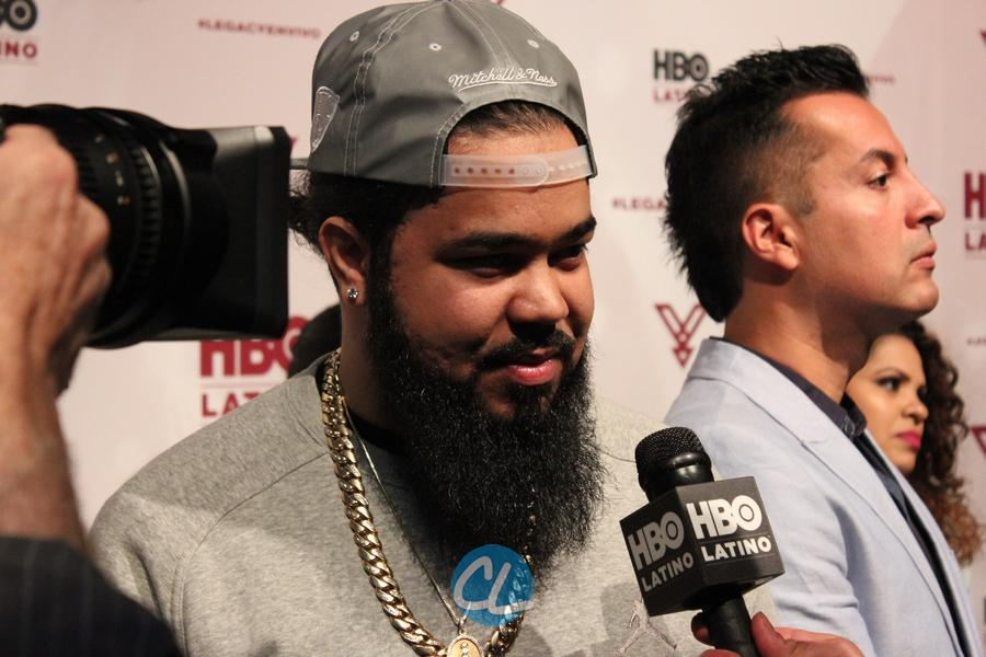 Music video director Spiff (HBO Latino Interview)