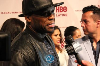50 Cent (HBO Latino Interview)